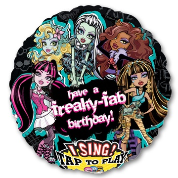 А ДЖАМБО/МУЗ НВ Monster High Р75